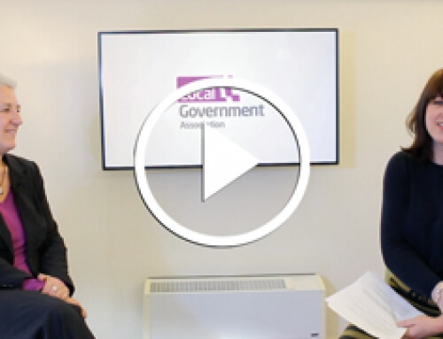 Video from the LGA Workforce Team Featuring Sue Evans on the Apprenticeship Levy