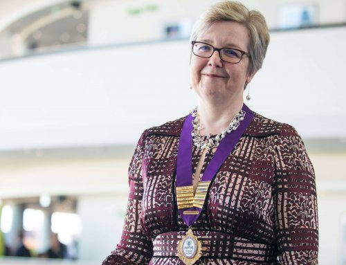 Reflections from New PPMA President – Karen Grave