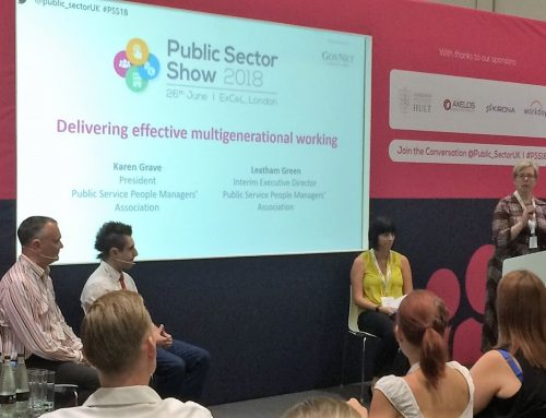 Highlights from the Public Sector Show.