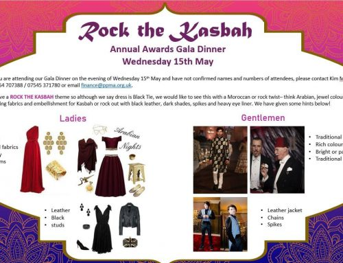 Rock the Kasbah – Dress Code