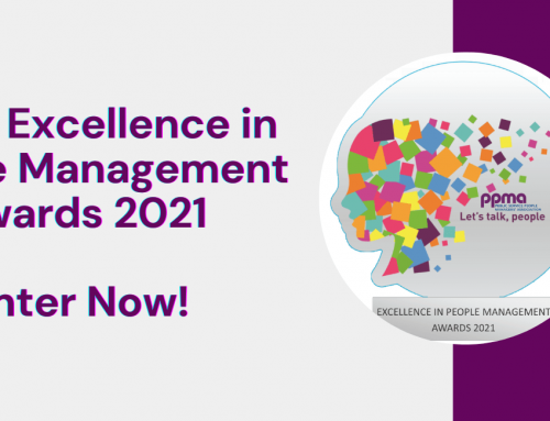 Spring –  And It's Time To Enter The PPMA Excellence in People Management Awards 2021